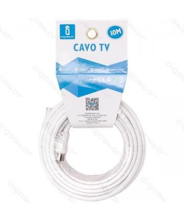 CAVO TV 15 METRI BIANCO