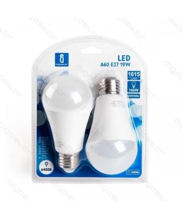 LAMPADA LED A5 A60 E27 19W...
