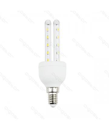 LAMPADA LED B5 T3 2U 4W E14...