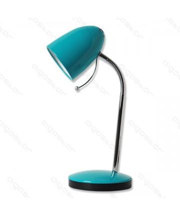 LAMPADA DA TAVOLO BLU
