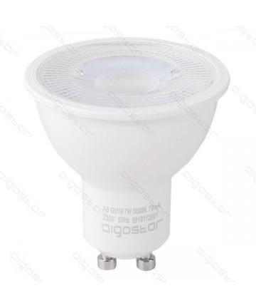 LAMPADA LED A6 GU10 COB 7W...