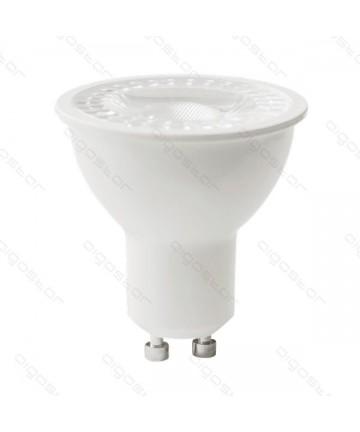 LAMPADA LED A6 GU10 COB 5W...