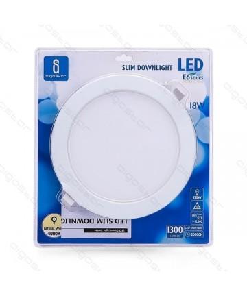 LAMPADA LED E6 SOTTILE LUCE...