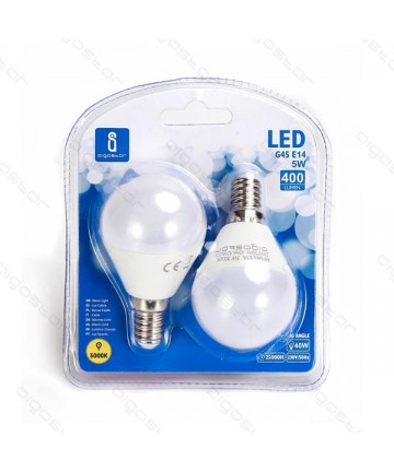 LAMPADA LED A5 G45 GRANDE...