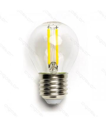 LAMPADA LED  G45 E27 4W...