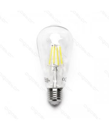 LAMPADA LED ST64 E27 4W...