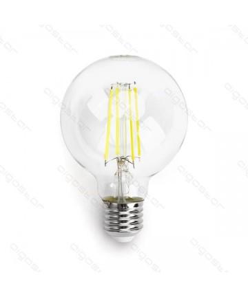 LAMPADA LED G80 E27 6W...