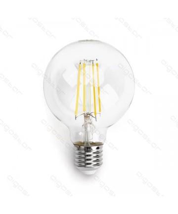 LAMPADA LED G80 E27 8W...