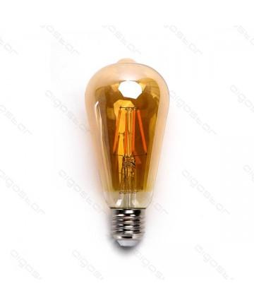 LAMPADA LED FILAMENTO ST64...