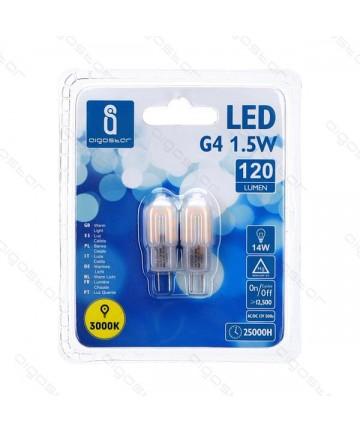 LAMPADA LED  G4 1.5W 3000K...